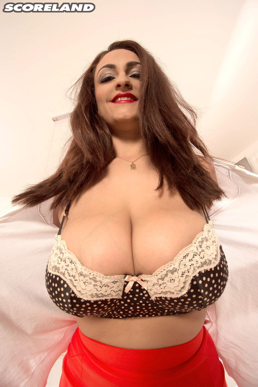 Sandra Milka Big Spanish Boobs