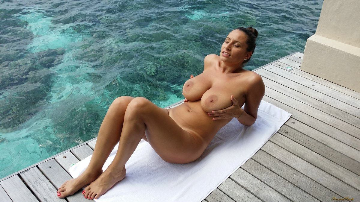 Your place Skinny dipping and wife and real tits and photos commit