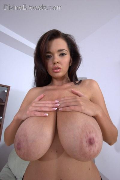 Sha Rizel Divine Breasts