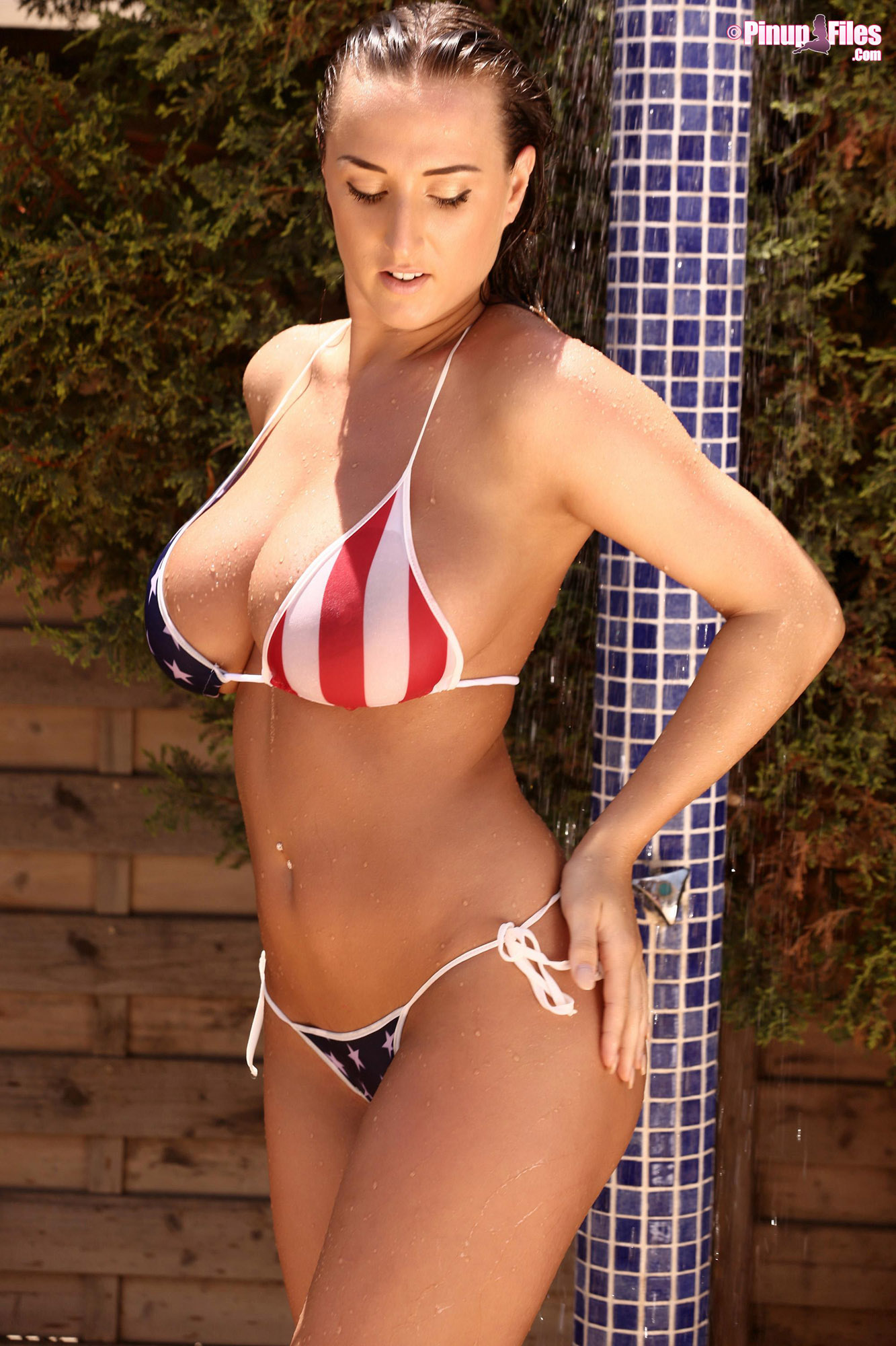 Poole bikini stacey