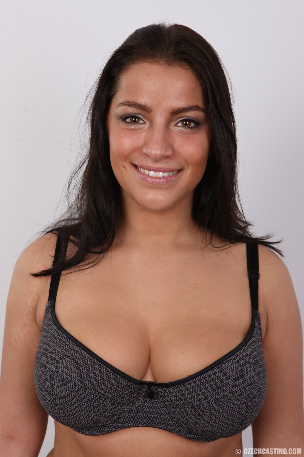 Tereza Beauty and Boobs Czech Casting - Prime Curves