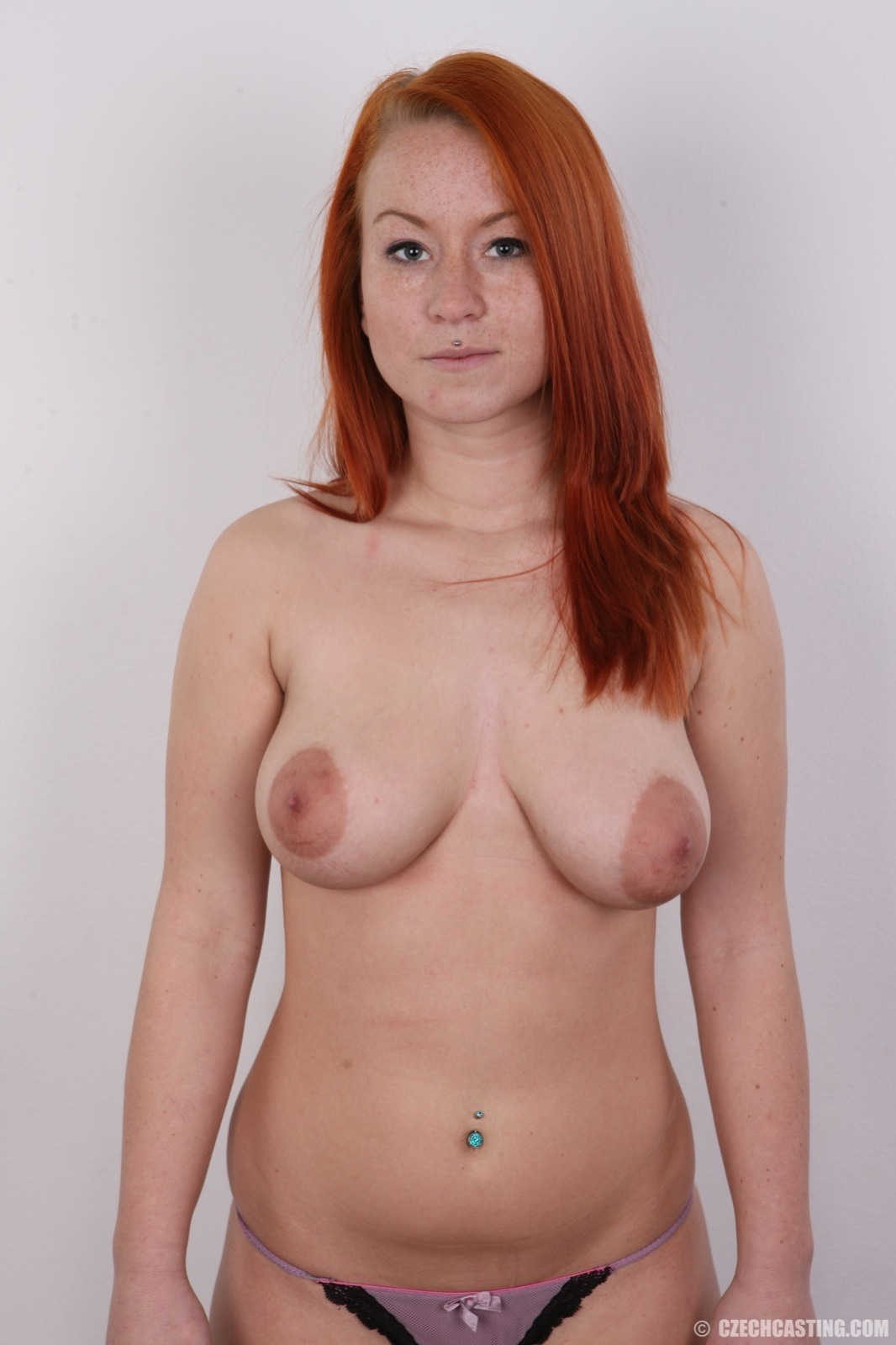 xxx hairy redhead auditions
