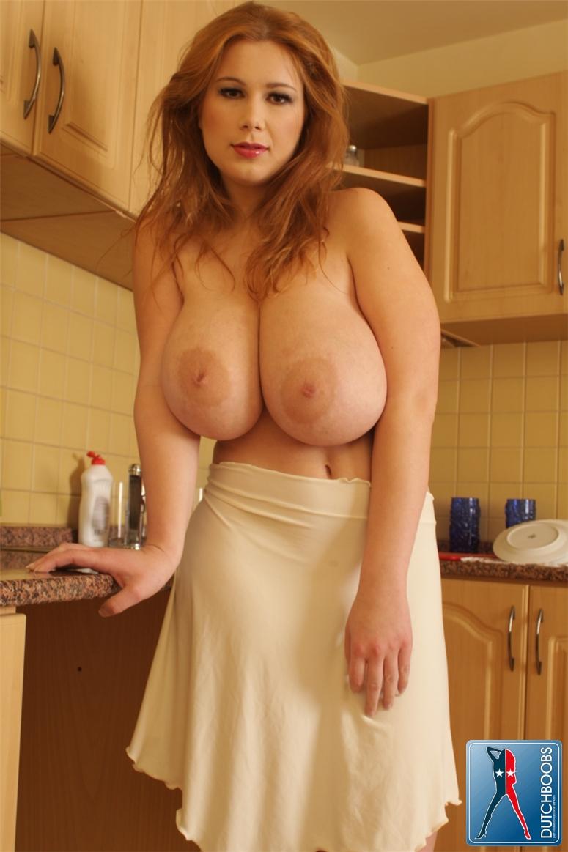 Dutch huge boobs