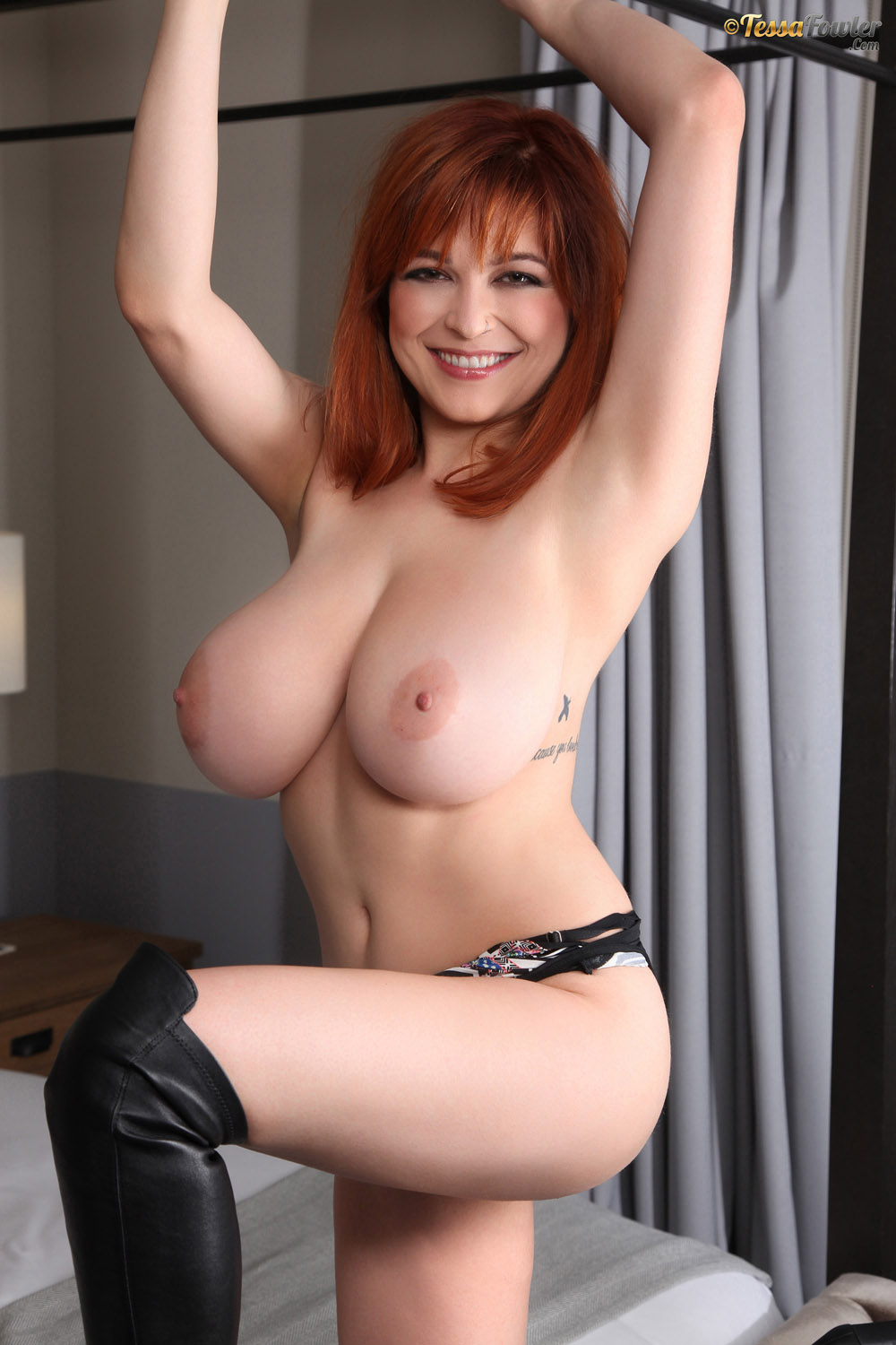 Tessa fowler full frontal