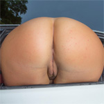 Allie Giovanni Changing In The Car