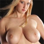Ally Busty German Beauty