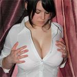Amanda Pink Buttons