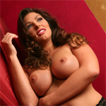 Amber Campisi Sexy Red
