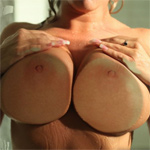 Amber Lynn Shower POV