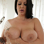 Anissa Jolie Oiled Up Video