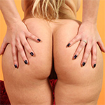 Blondie Fesser Big Butt Girl
