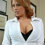 Brooke MILF Secretary