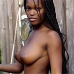 Deserea Outdoor Shower