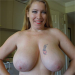 Desiree De Luca Divine Breasts