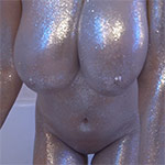 Ewa Sonnet Nude Glitter Video