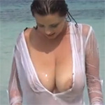 Ewa Sonnet Sheer Boobs Video