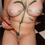 Hilary Craig Body Paint