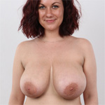 Nude busty czech casting