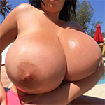 Leanne Crow Topless Diary Day