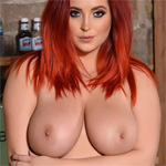 Lucy Vixen Thick In Black Lingerie