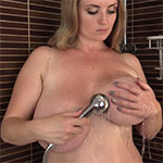 Maria Body Shower Video