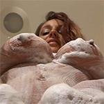 Nikki Sims Soapy Shower Nips