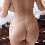 Olga Ogneva Snow Bunny