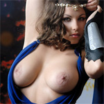 Paloma Warrior Girl