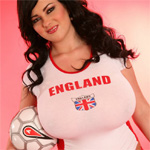 Rachel Aldana For England