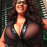 Rachel Aldana Nice Glasses