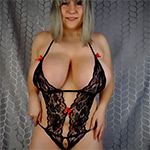 Samanta Lily Lace Bodysuit Dance Video