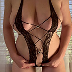 Smallgirlbigtitties Trying On Lingerie