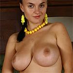 Slevta Busty Ukrainian Beauty