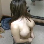 Changing Room Boobs