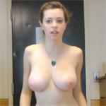 tess ellen nude dancing - prime curves - big boobs blog
