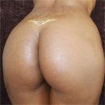 Tiara Harris Wet Ebony Booty