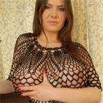 Vanessa Mesh Top