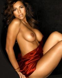 Naked nudist nude girl vida guerra