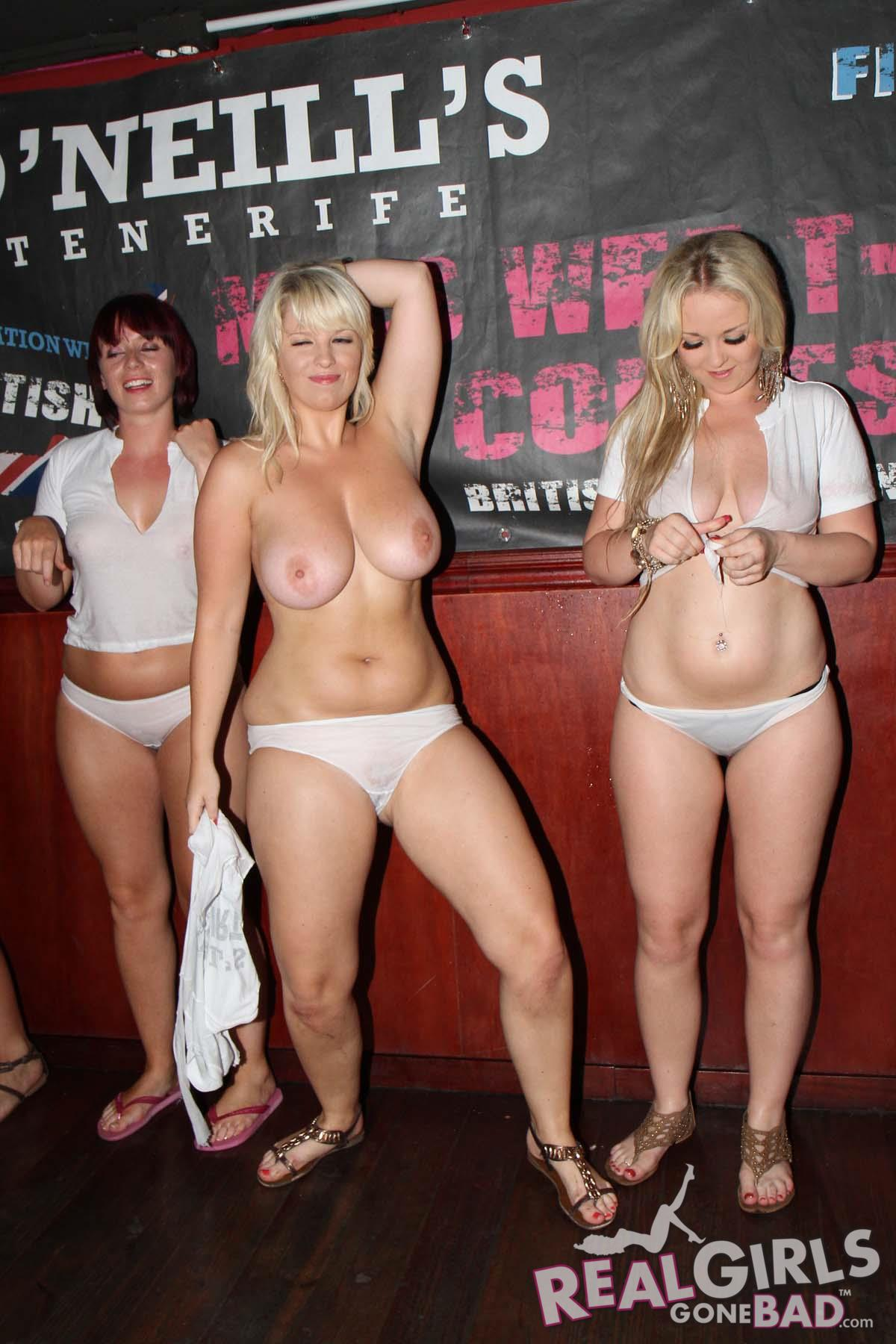 Agree, the girls gone wild party nude happens